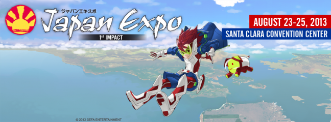 Japan Expo USA 1st Impact